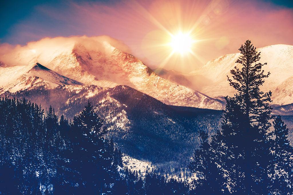 A Wilderness Love Affair. Mount Sopris.