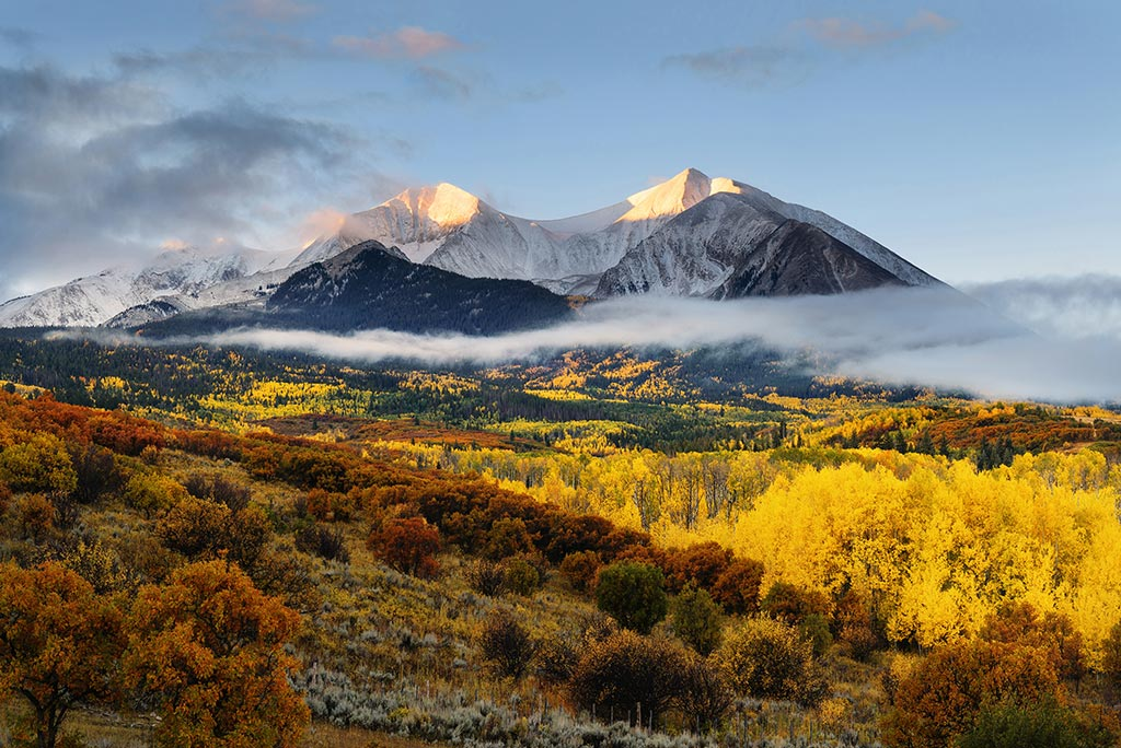 A Wilderness Love Affair. Mount Sopris.